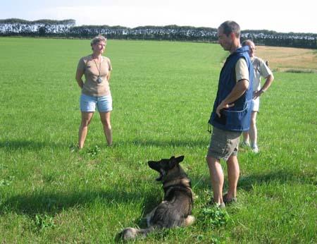 Aftenprøve 7/8 2007