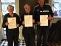 Lotte Høgh Knold, Carsten Sørensen, Maria Louise Bilde - 25 års jubilæum