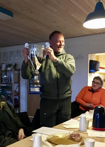 Claus - Kredsmesterskabets bedste IPO spor 2017 (delt)