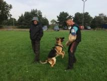 C-træning med Martin Hasager 30/9 2017